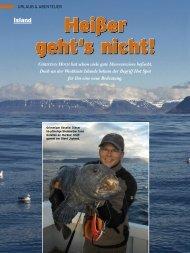 Reisebericht - Fishermen Travel Club