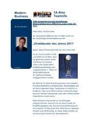 geht´s zur Team-Mail von Siegmund Kalb und dem ... - FLP-News