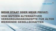 Dr. Ole Wiesinger - Forums Gesundheitswirtschaft Basel