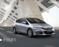 Insight (PDF, 5 MB) - Honda