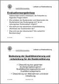 Leitfaden zur Reakkreditierung von Studiengängen - Seite 4