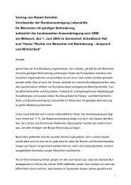 PDF-Datei, 54 kb - Gestaltung der Betreuung von Menschen mit ...