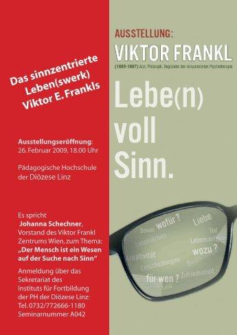 ausstellungseroeffnung_26022009 - Viktor Frankl Zentrum