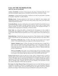 Adeptus Titanicus core rules version 1 - Games Workshop