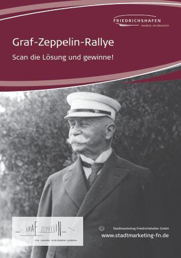 Graf-Zeppelin-Rallye - Friedrichshafen