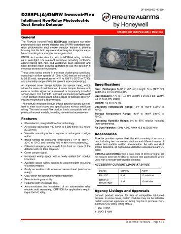 DF-60430 - Fire-Lite Alarms
