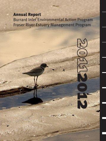 Annual Report - BIEAP FREMP 2011/2012 - the BIEAP and FREMP ...