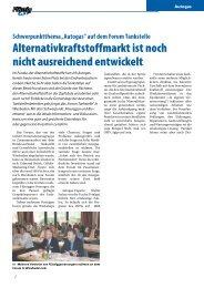 Autogas - Flüssiggas-Magazin
