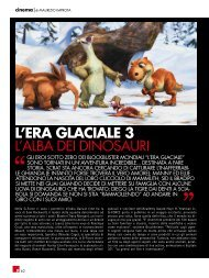 L'ERA GLACIALE 3 L'ALBA DEI DINOSAURI - fleming press