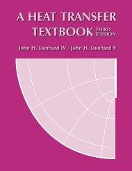 A Heat Transfer Textbook, Third Edition. Version 1.31