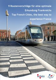 9 Routenvorschläge für eine optimale Erkundung Frankreichs Top ...
