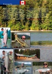 Kanada - Fishermen Travel Club