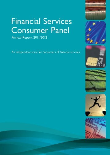 Download report - Financial Services Consumer Panel