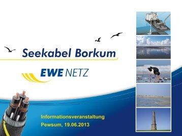 Das Projektporträt - EWE NETZ GmbH