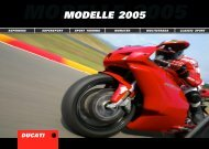 MODELLE 2005 MODELLE 2005 DUCATI - 1000PS.at