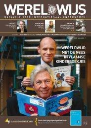WereldWijd met de neus in Vlaamse kinderboekjes - Flanders ...