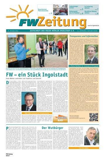 2 - Freie Wähler Oberbayern