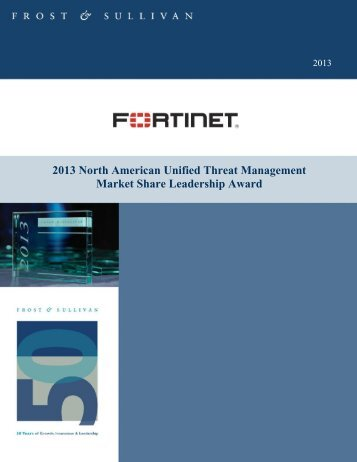 Best Practices Award Template - Fortinet
