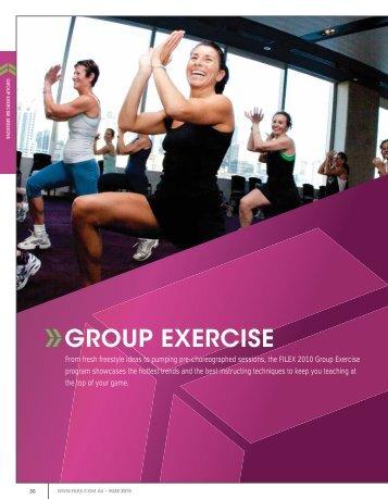 GROUP EXERCISE - Australian Fitness Network