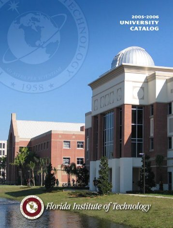 2005–2006 - Florida Institute of Technology