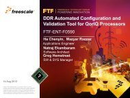 DDR3 Fundamentals, Controller Capabilities and DDR Automated ...