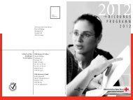 Bildungsprogramm 2012 - SRK SG
