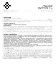 Anebol - Gador SA