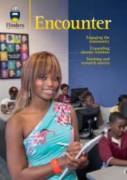 Engaging the community Expanding alumni relations Teaching and ...