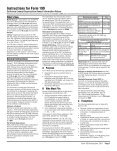 Instructions for Form 199 - California Franchise Tax Board