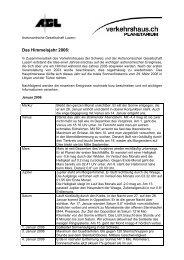 Das Himmelsjahr 2006 als pdf - Astronomische Gesellschaft Luzern