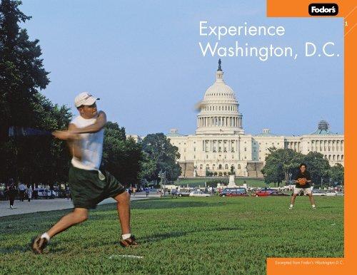 10th Edition Fodors Virginia /& Maryland D.C. with Washington