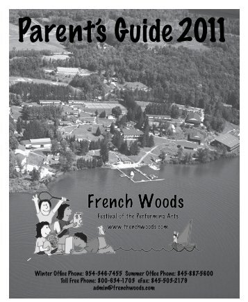 parents guide - French Woods