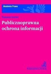 Publicznoprawna ochrona informacji - Gandalf