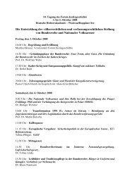 Die Entwicklung der völkerrechtlichen und verfassungsrechtlichen ...