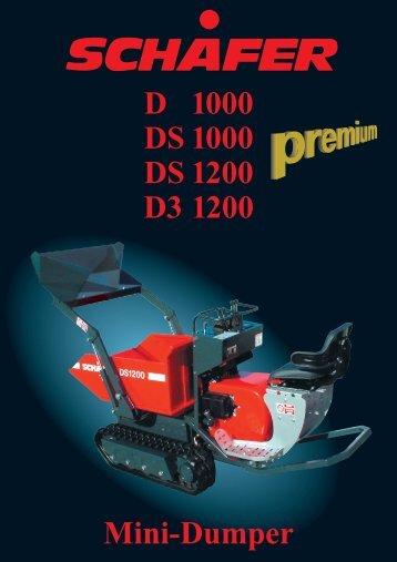 72452 Mini-Dumper 8-03