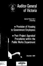 Provision of Housing to Government Employees : post-project ...