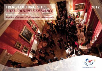 french cultural sites sites culturels en france 2012 - Maison de la ...