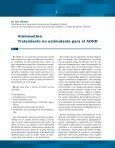 Atomoxetina: Tratamiento no estimulante para el ADHD - Gador SA - Page 7