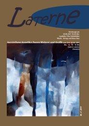 Ausstellung Angelika Zwarg Malerei und Grafik - Galerie Laterne