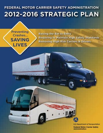 Fmcsa organizational chart federal motor carrier safety for Motor carrier safety administration