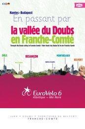la vallée du Doubs en Franche-Comté - Comité régional du tourisme ...