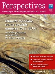 Perspectives - Été 2013 [PDF] - Fraser Institute