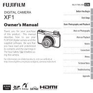 Zoom Date 90 SR Manual - Fujifilm USA