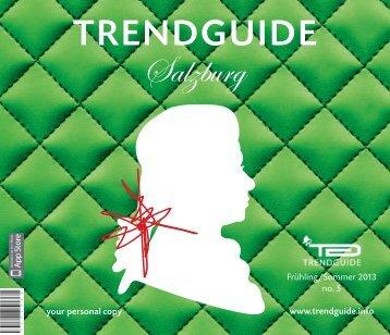 Trendguide Salzburg Nr 5