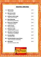 ESPANA TAPAS Speisekarte - Seite 3