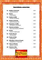ESPANA TAPAS Speisekarte - Seite 4