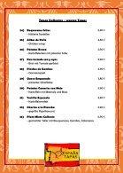 ESPANA TAPAS Speisekarte - Seite 5