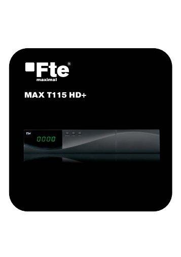 MAX T115 HD+ - FTE Maximal