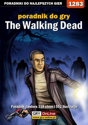 Poradnik GRY-OnLine do gry The Walking Dead - Gandalf