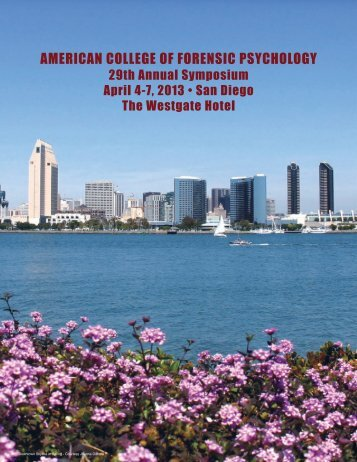 American College of Forensic Psychology